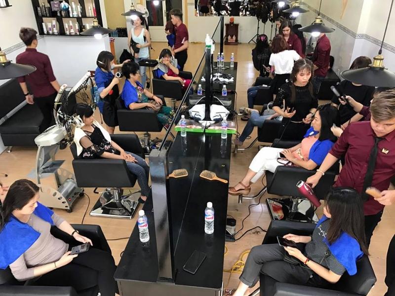 Top 8 Salon làm tóc đẹp và uy tín nhất TP. Long Xuyên, An Giang