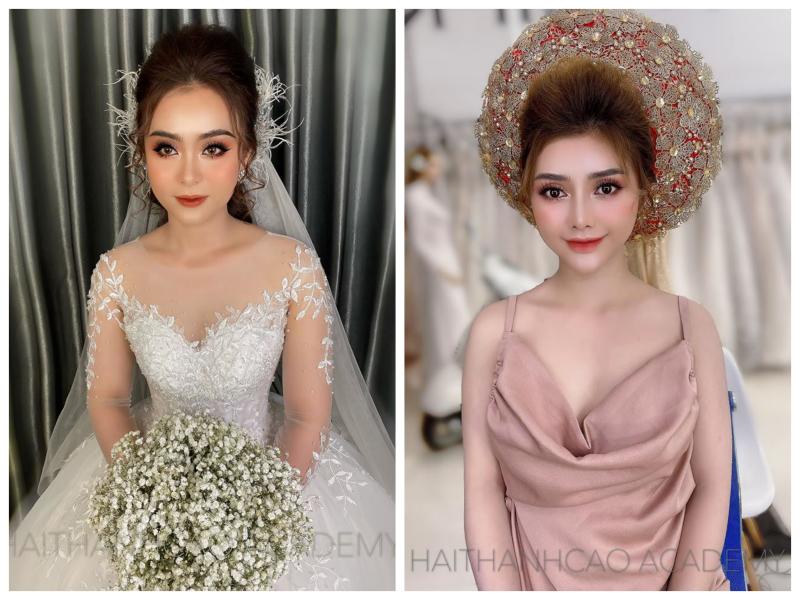 Top 12 Tiệm trang điểm cô dâu đẹp nhất Nha Trang