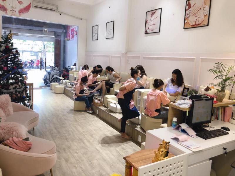Top 7 Tiệm làm nail đẹp và chất lượng nhất Quận Tân Bình, TP. HCM