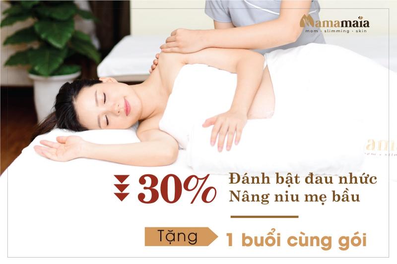 Top 10 địa chỉ massage chất lượng nhất cho bà bầu tại Hà Nội