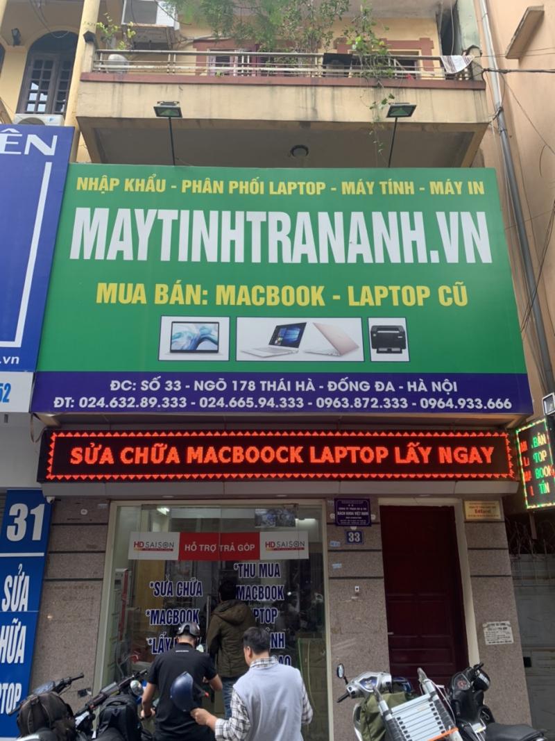 Top 12 Dịch vụ sửa chữa máy tính tốt nhất tại Hà Nội