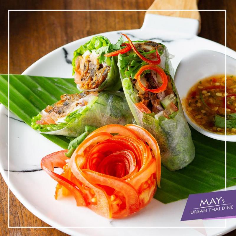 Top 13 Nhà hàng Thái Lan ngon, hút khách nhất ở Tp. HCM