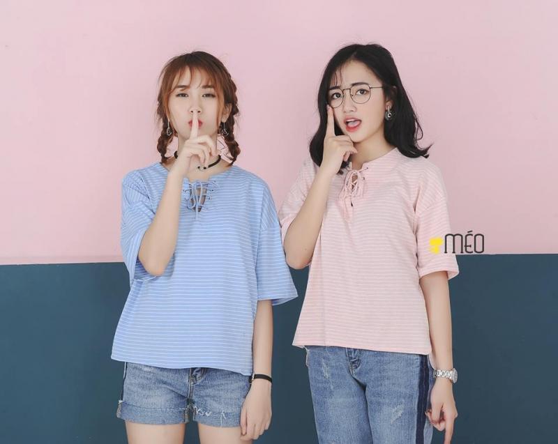 Top 8 Shop bán quần áo nữ Hàn Quốc đẹp nhất Hà Nội