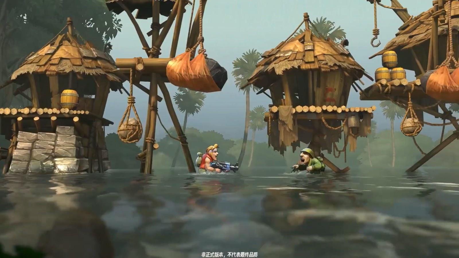 Metal Slug Mobile – 'Rambo Lùn' trên di động hé lộ gameplay hấp dẫn