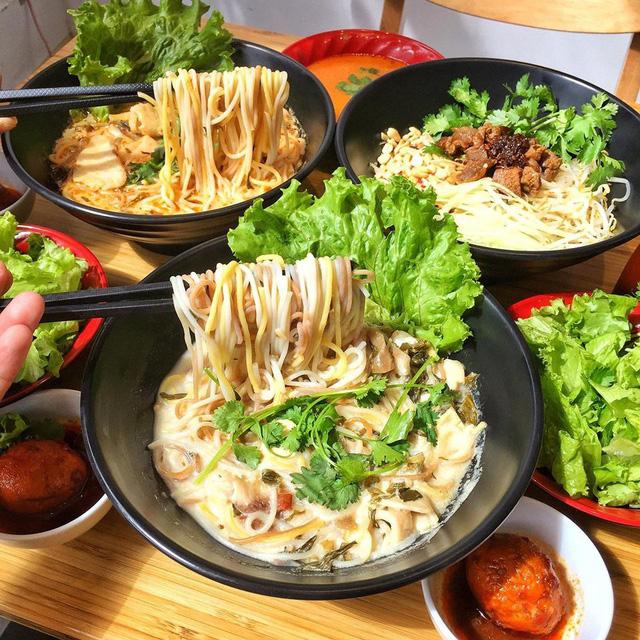 Top 10 Cửa hàng ăn sáng ngon nhất Hà Nội