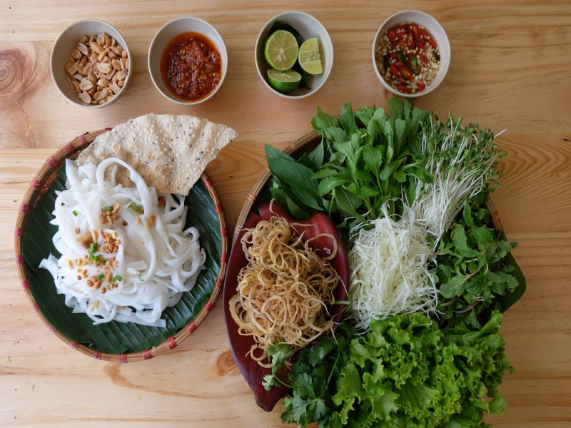 Top 6 địa chỉ ăn mỳ quảng ngon nhất tại Đà Lạt