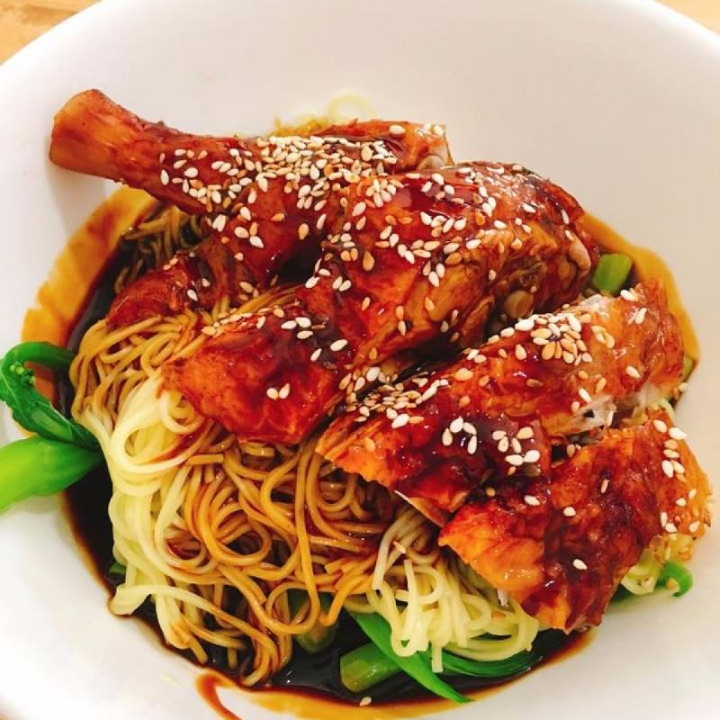 Top 16 Món ăn ngon khu Hồ Đắc Di, Đặng Văn Ngữ