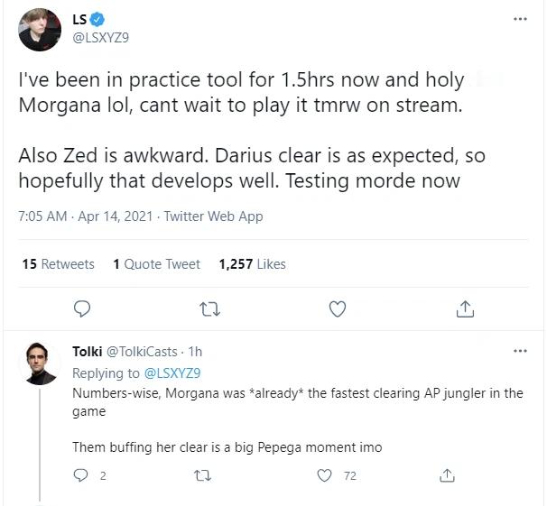 """LMHT: Chuyên gia nhà T1 – """"Morgana sẽ là tướng Đi rừng rất mạnh ở bản 11.8, Zed thì vẫn khá yếu"""""""