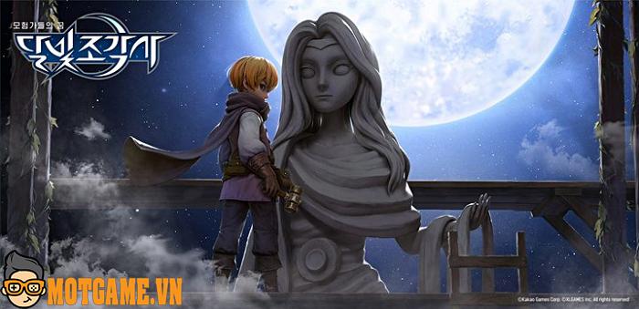 Moonlight Sculptor –MMORPG cực hay chuẩn bị ra mắt phiên bản Global
