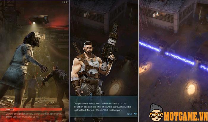 Triển khai chiến lược giải cứu nhân loại trong tựa game mobile Plague of Z