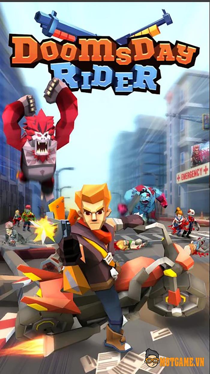 Doomsday Rider – Game Endless Runner giải cứu bạn gái mang phong cách kinh dị