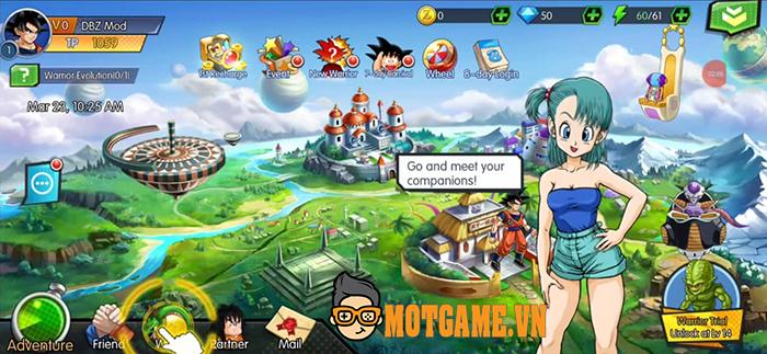 Dragon Ball: Saiyans United – Mảnh đất màu mỡ cho các Saiyans vào trải nghiệm