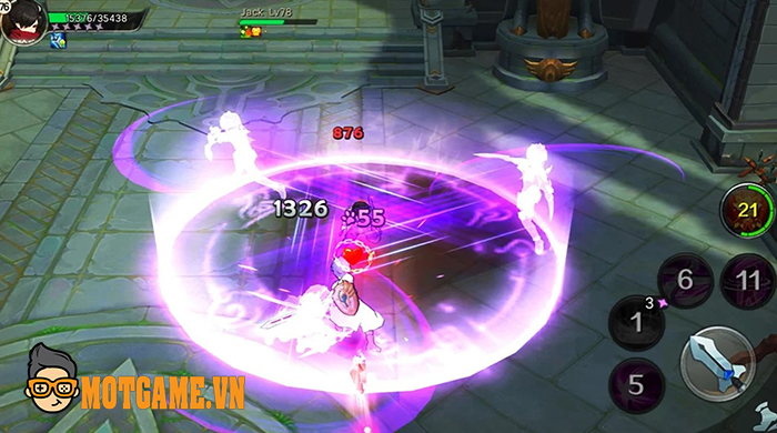 Guardians of Cloudia – Game nhập vai nuôi thú chiến cực kỳ đã mắt