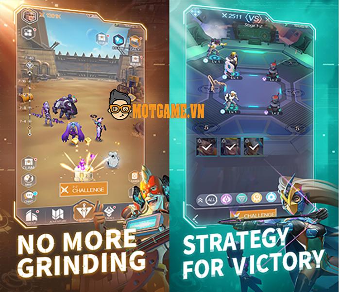 Idle Squad – Game thể thức Idle RPG chuẩn bị ra mắt phiên bản Global