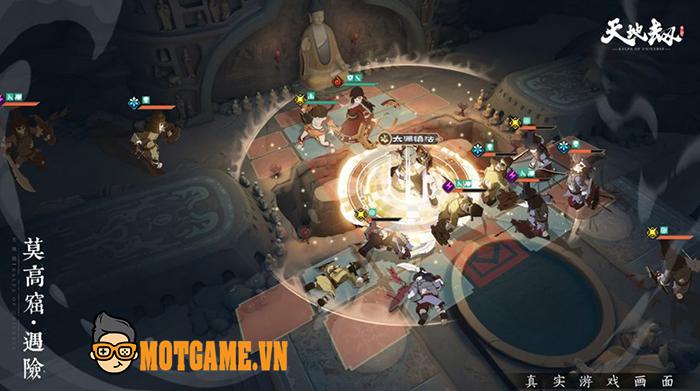 Kalpa of Universe – Game chiến thuật mới đến từ cha đẻ Langrisser mở cửa thử nghiệm