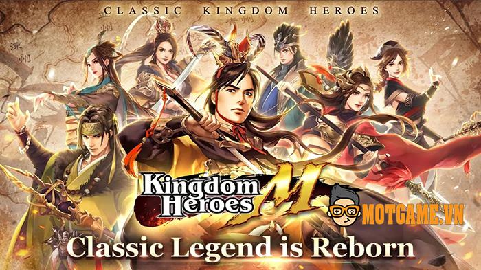 Kingdom Heroes M – Phiên bản di động của game Tam Quốc Chí DzoGame
