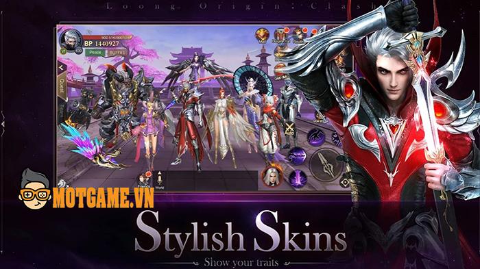 Loong Origin: Clash – MMORPG cho người chơi khám phá thế giới võ hiệp rộng lớn