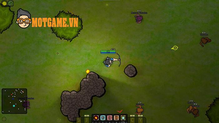 Giải trí cùng Lufulus' Creatures Mobile – Game dành cho ai thích thể loại nhập vai cổ điển
