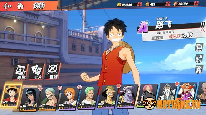 Bom tấn One Piece Fighting Path mở cửa đăng ký sớm tại Trung Quốc