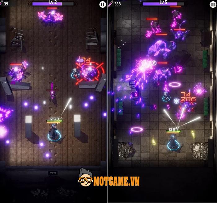 Order Zero – Game bắn súng Roguelike mang phong cách Anime gây nghiện