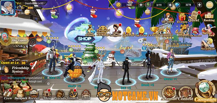 Pirate Attack: The Final Battle – Thêm một game nhập vai đấu tướng lấy chủ đề One Piece vừa ra mắt