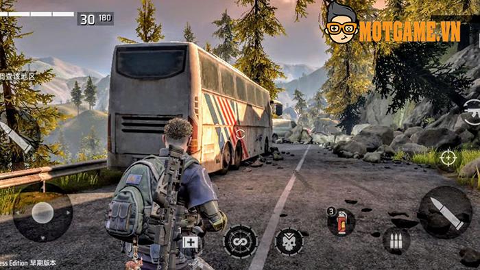 Project: GAIA là game bắn súng đa dạng về chế độ chơi với chất lượng hình ảnh cực cao