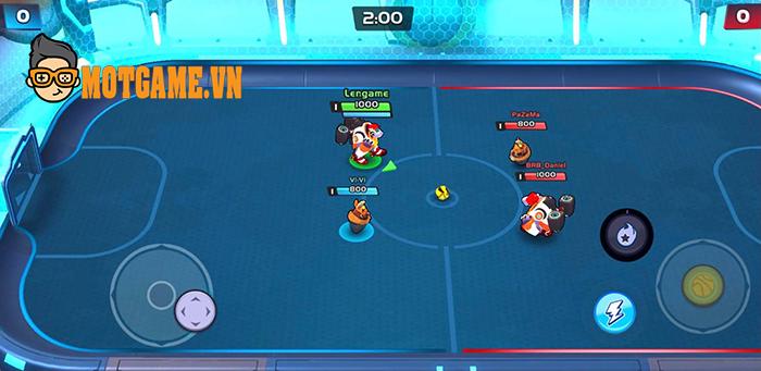 Rageball League: Game song đấu mới toanh dành cho fan Bóng đá