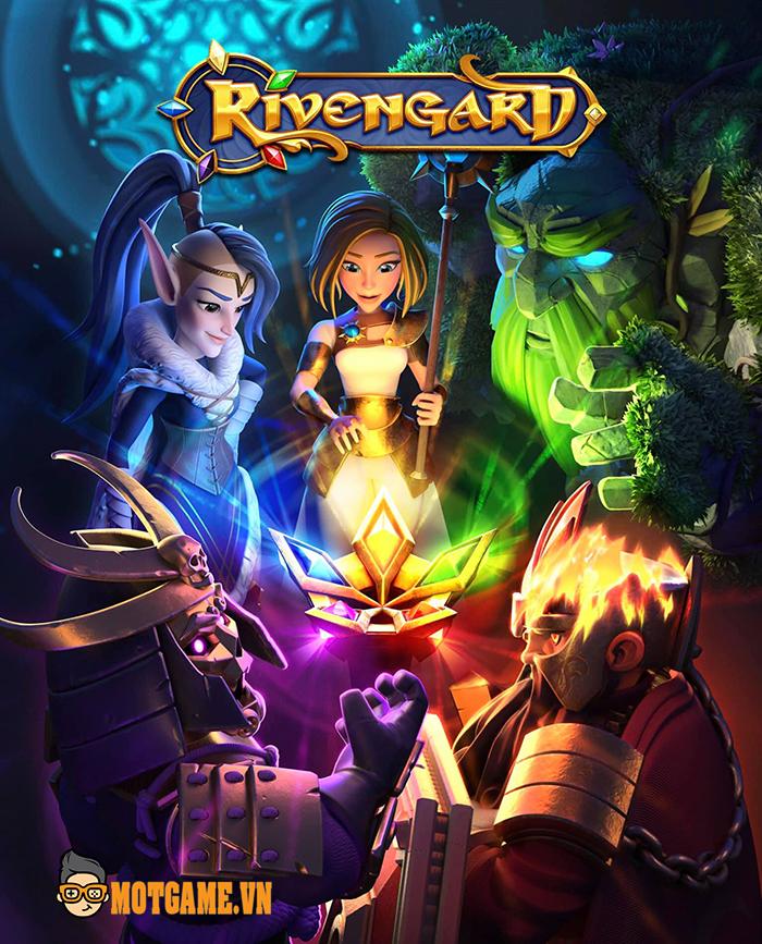 Rivengard: Trải nghiệm Heroes 3 theo phong cách màn hình dọc mới lạ