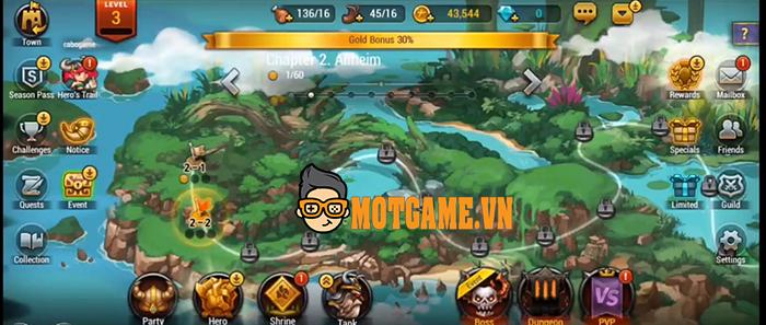 Seven Hearts: Game chiến thuật thả quân có phong cách chơi đầy cải tiến