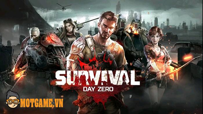 Survival: Day Zero – Game nhập vai chiến lược thời gian thực đầy kịch tính