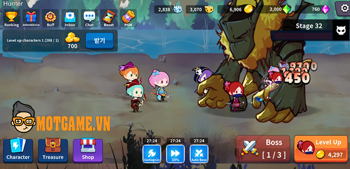 Cùng săn kho báu với Treasure Hunter – Game Idle RPG đến từ Hàn Quốc
