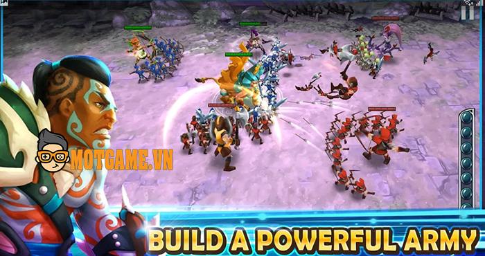 Wartide – Game chiến thuật điều quân cho bạn đốt thời gian cực sướng!