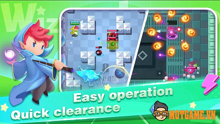 Wizard Legend – Game hành động thuần Roguelike đơn giản nhưng không kém phần kịch tính