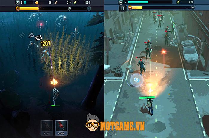 Quẩy tung xác sống trong game bắn súng Zombie Shoot 3D: Pandemic