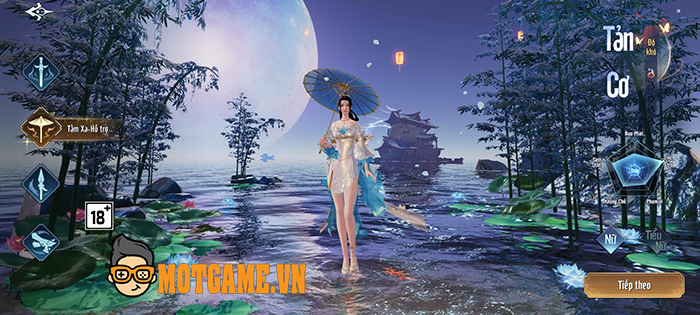 Linh Giới 3D mang đến trải nghiệm nhập vai đỉnh cao với đồ họa tuyệt đẹp