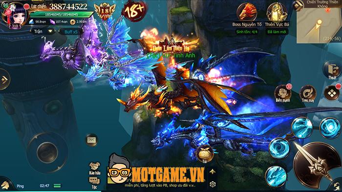 VTC Mobile ấn định ngày ra mắt game Chiến Thần Kỷ Nguyên Mobile