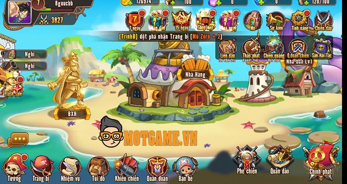 Khám phá game Đảo Kho Báu Mobile trước thềm ra mắt tại Việt Nam