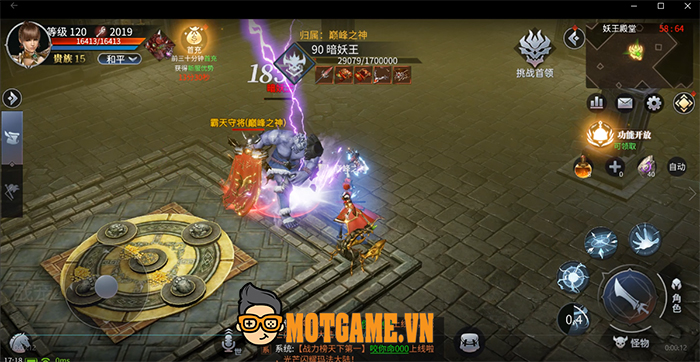 Lam Nguyệt Truyền Kỳ 2 – Game nhập vai cổ điển trên nền đồ họa hiện đại đến từ Tencent Games