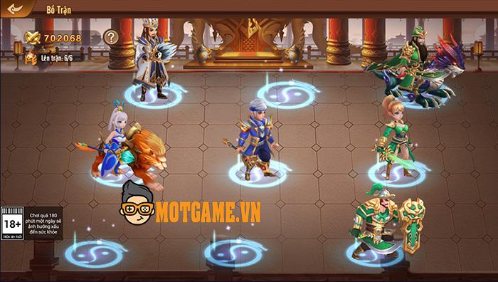 Long Tướng 3Q cho người chơi liên server PK thả ga, không lo thiếu địch!