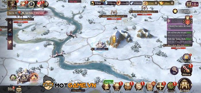 Game SLG Mộng Chiến Quốc – Warring Kingdoms về Việt Nam