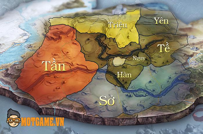 Mộng Chiến Quốc – Warring Kingdoms đang thu hút sự chú ý của các fan game SLG