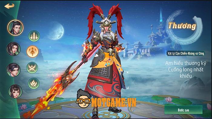 Game mới Ngạo Thế Phi Tiên Mobile cập bến làng game Việt