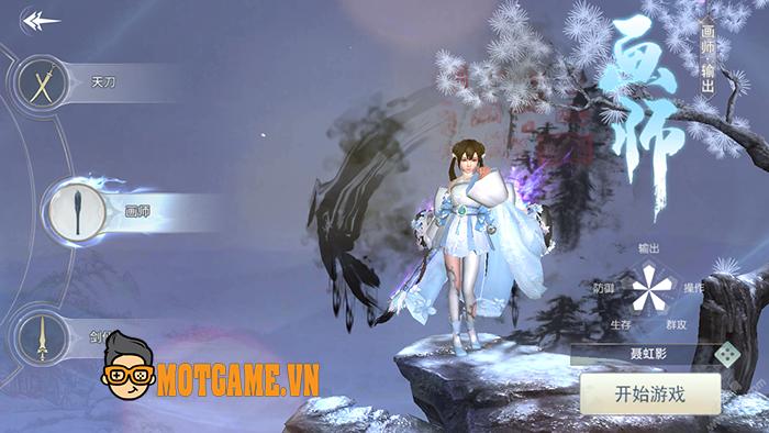 Nhất Kiếm Cửu Thiên là tựa MMORPG 3 class kể về cuộc chiến Tiên vs Ma