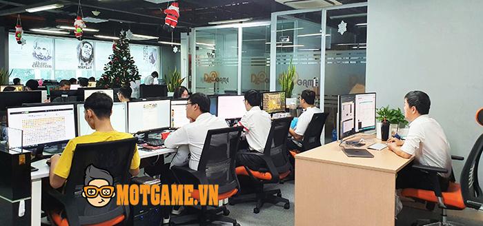 DzoGame sắp phát hành 2 game PC Cửu Long Tranh Bá và Cổ Kiếm Kỳ Đàm Online