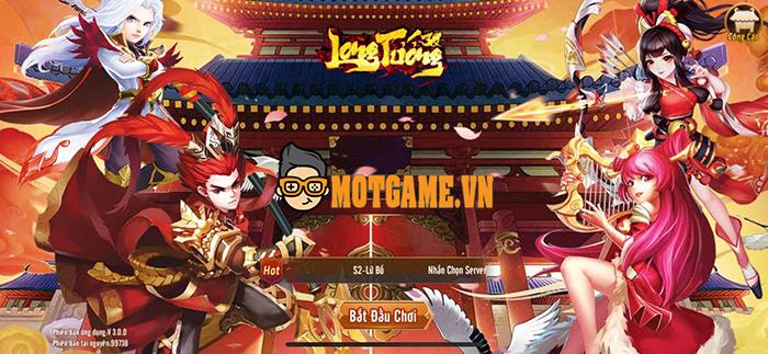 Trải nghiệm Long Tướng 3Q: Game Tam Quốc có lối chơi thẻ tướng quen thuộc