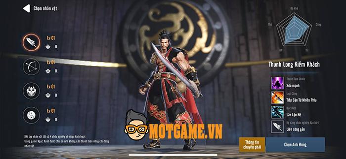 Game Tứ Hoàng Mobile về Việt Nam