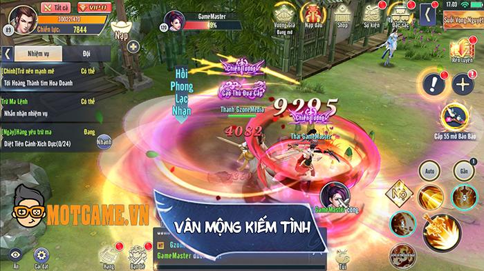 Vân Mộng Kiếm Tình Mobile sắp được NPH Gzone ra mắt tại Việt Nam