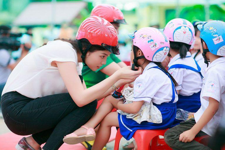 Top 7 Thương hiệu mũ bảo hiểm trẻ em chất lượng, an toàn nhất hiện nay