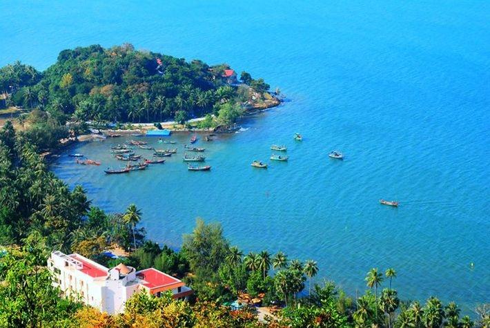Top 8 Bãi biển nổi tiếng ở miền Tây Nam Bộ