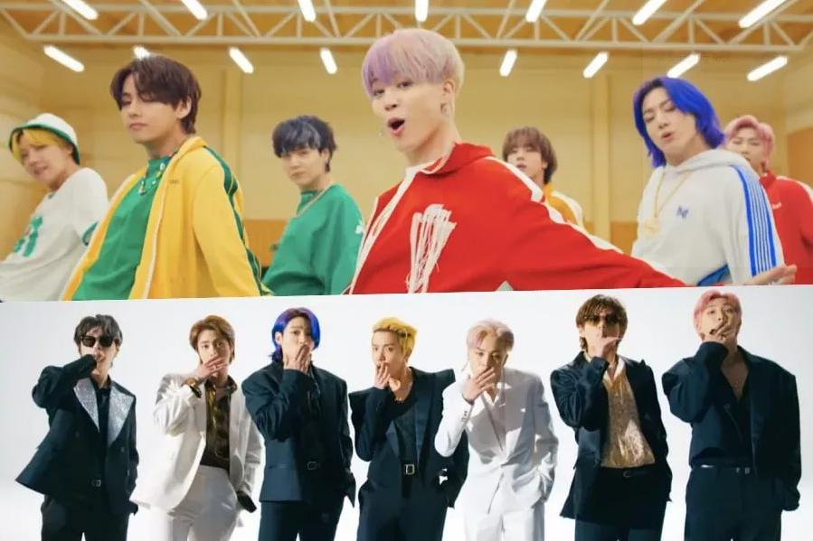 MV 'Butter' của BTS đạt 100 triệu view nhanh nhất YouTube